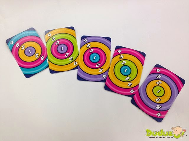 Super Circles 瘋狂數字環 - 遊戲規則說明