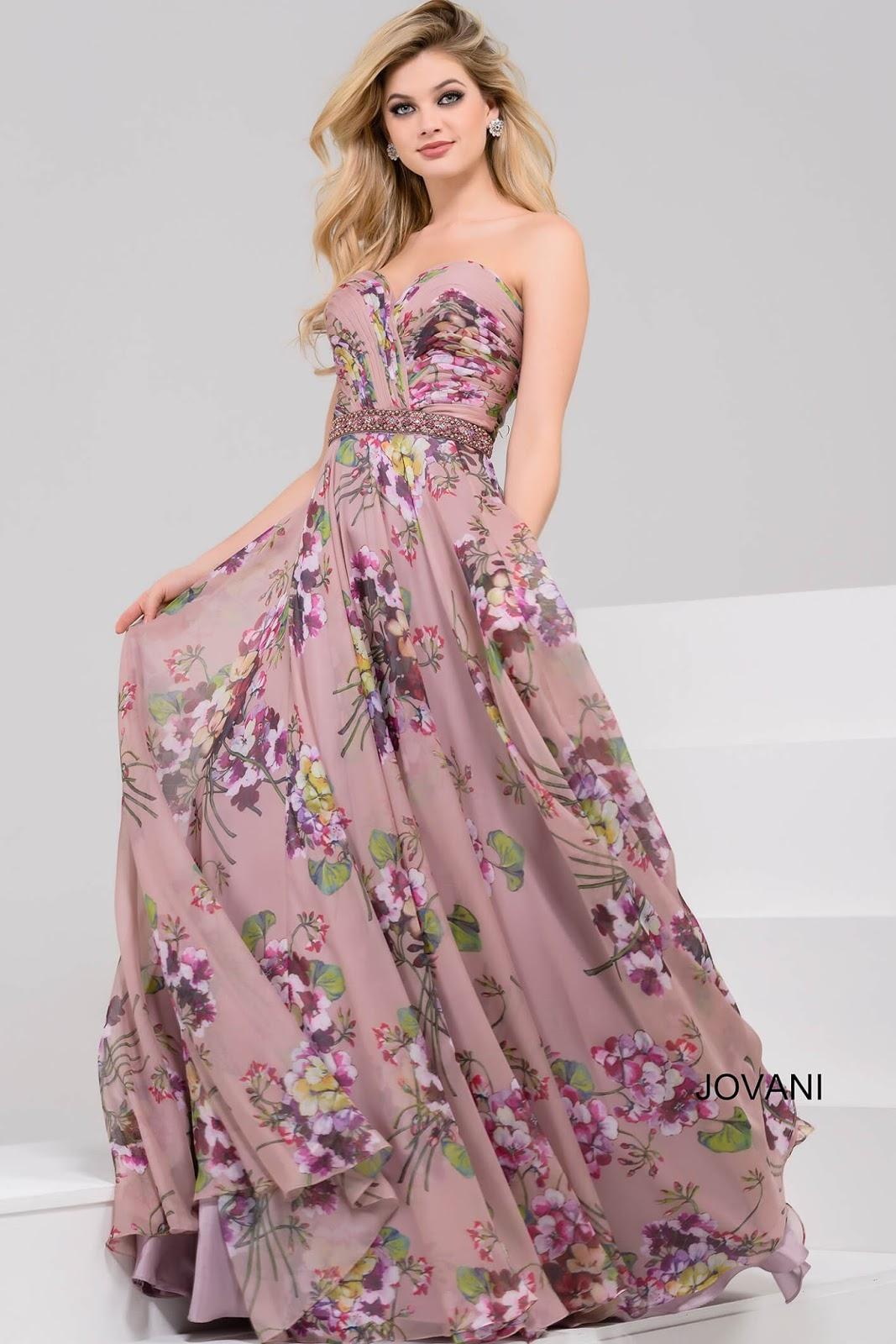 48484b7de Vestidos de Fiesta Largos 2017 ¡Fenomenal Catalogo!