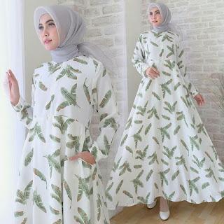 model dress muslim terbaru