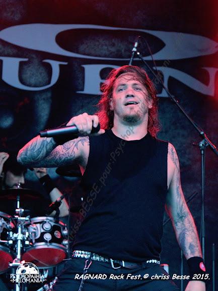 No Return @Ragnard Rock Fest 2015, Simandre-sur-Suran 18/07/2015