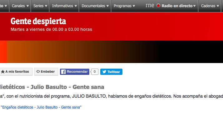 Cr tica procesal y sustantiva participaci n en el for Carles mesa radio nacional