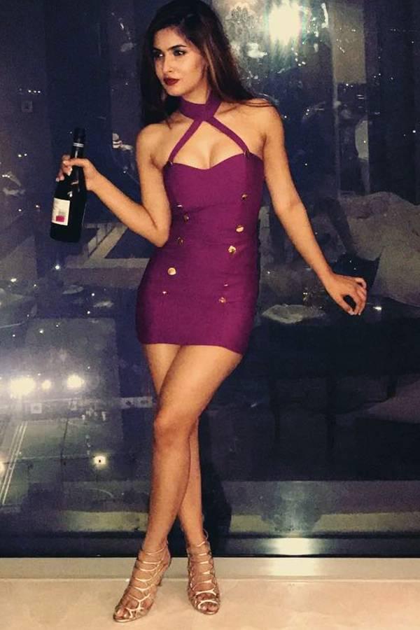 Karishma Sharma Bikini Pics (6)