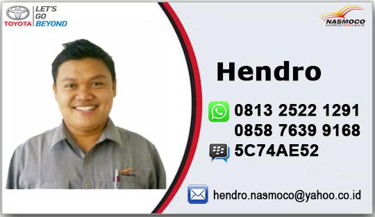 Rekomendasi Sales Toyota Pati, Jawa Tengah