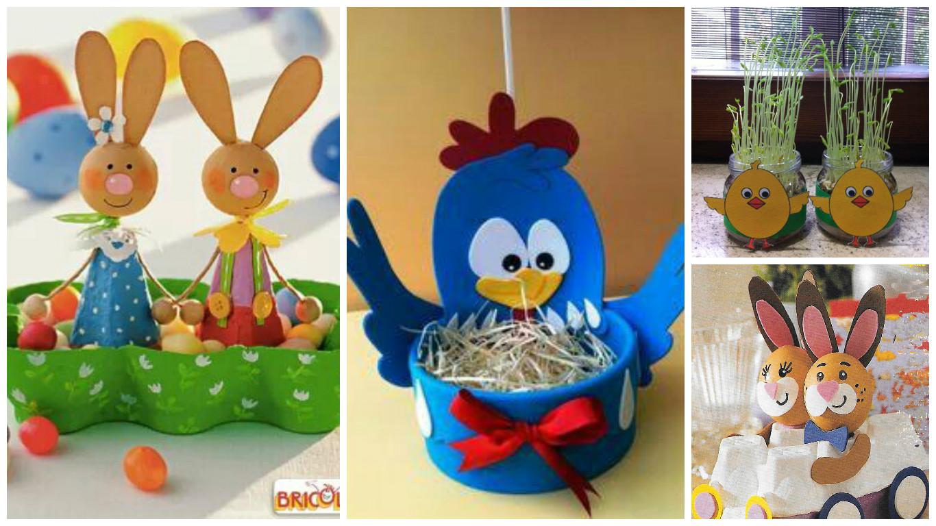 Manualidades en carton de huevos 15 ideas de manualidades - Manualidades en carton ...
