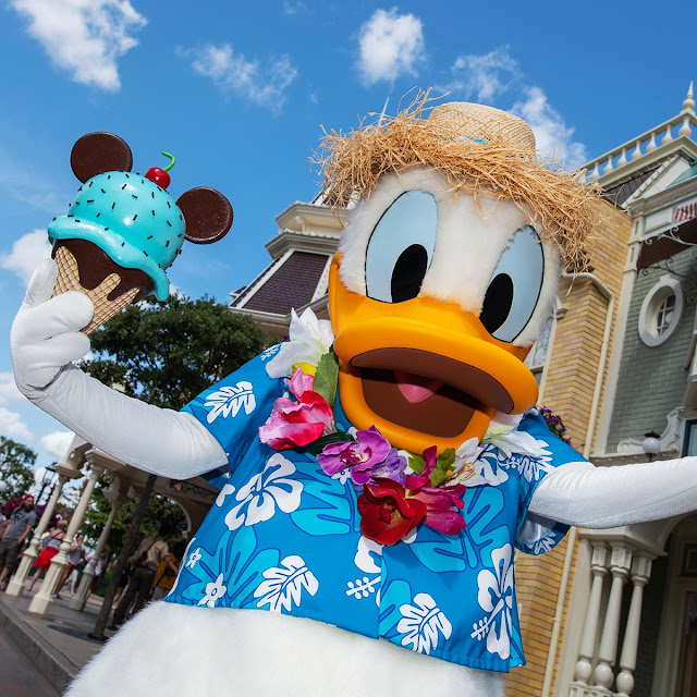 Disneyland Paris Resort Reopening information visit regulations, Summer Day Character Meet and Greets