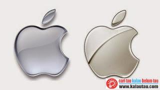 kalautau.com - Logo Apple Sekarang