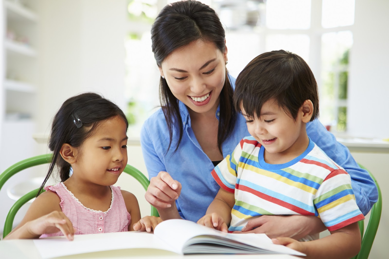 Image result for parents studying with children