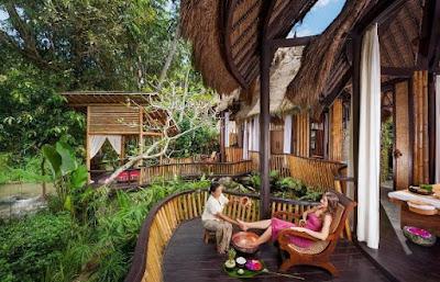 Hotel di Bali Yang Terdapat Spa Paling Baik Kelas Dunia