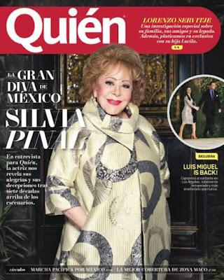 Revista Quién México - 1 Marzo 2017