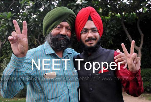 NEET Topper