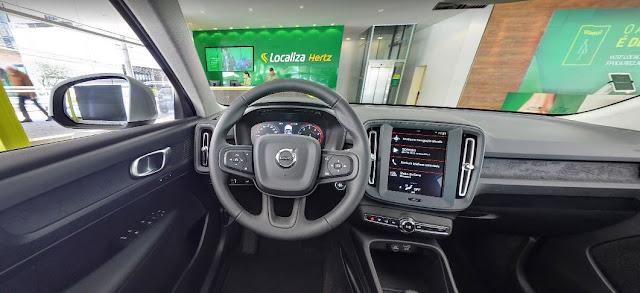 Volvo XC40 - Localiza