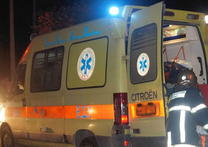 Τροχαίο ατύχημα με έναν 20χρονο νεκρό στα Φάρσαλα