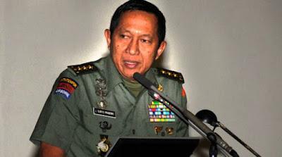 Karena Sama Saja Melecehkan Bangsa ! Dimasukan Daftar Hitam Tanpa Alasan, Kasum TNI Letnan Jendral (Purn) Suryo Prabowo Tuntut Singapura Minta Maaf - Commando