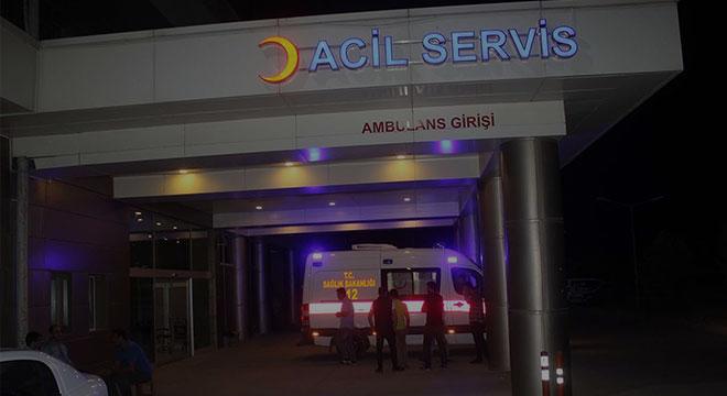 Diyarbakır Bismil'de motosikletli gençler kaza yaptı: 1 ölü 5 yaralı