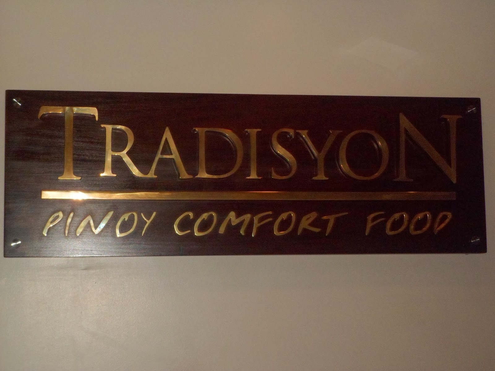 Tradisyon Restaurant at Azalea Residences Baguio Offers Brunch Holiday Special