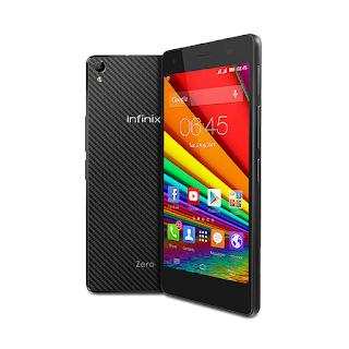 Infinix Zero 2 X509 Ponsel Murah Berspesifikasi Tinggi
