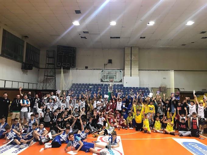 Αυλαία με χαμόγελα και πολύ μπάσκετ στο Thess Cup 2019-Φωτορεπορτάζ