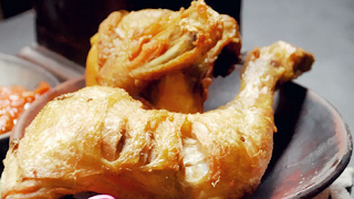 Resep Bumbu dan Cara Membuat Ayam Goreng Tulang Lunak Ayam Goreng Tulang Lunak Dan Cara Membuatnya