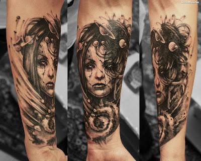 Tatuajes para hombres en el brazo