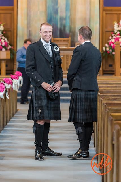 Bearsden Cross Parish Church Wedding Photography