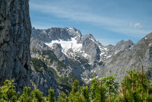Höllentalklamm und Hupfleitenjoch  Wanderung Garmisch-Partenkirchen 10