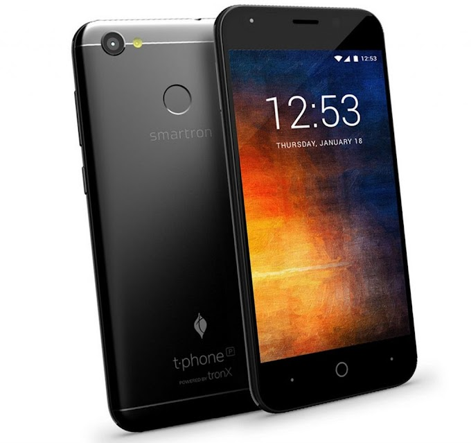 Smartron t.phone p phone : feature & specifications