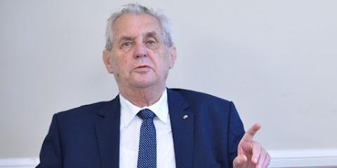 Zeman: az Európai Bizottság ne viselkedjen úgy, mint az EU kormánya!