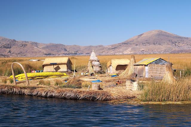 喬豆.環遊世界中!: 蘆葦島的子民【的的喀喀湖】
