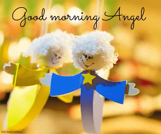 images of good morning my angel