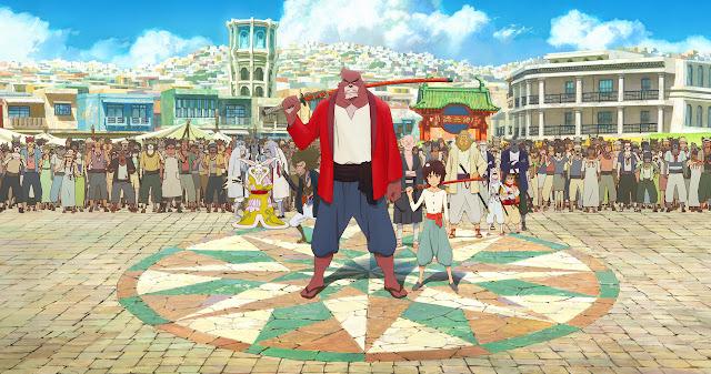 Bakemono no Ko Movie English Sub