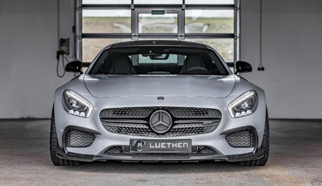 2018 Mercedes-AMG GT Luethen Release date