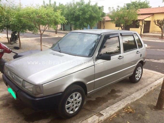 Carro é furtado no Distrito de Aprazível em Sobral