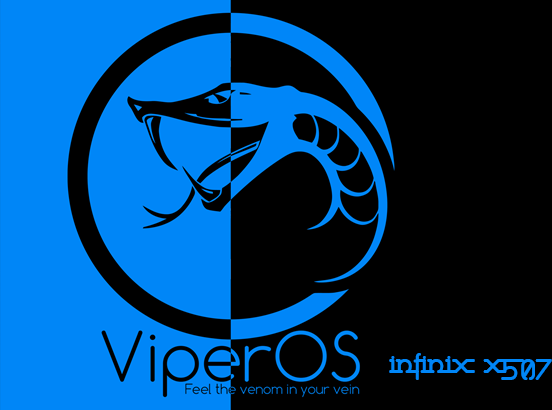 VIPER OS V2.1-7.1.2-PYTHON-22-9 FOR INFINIX HOT X507