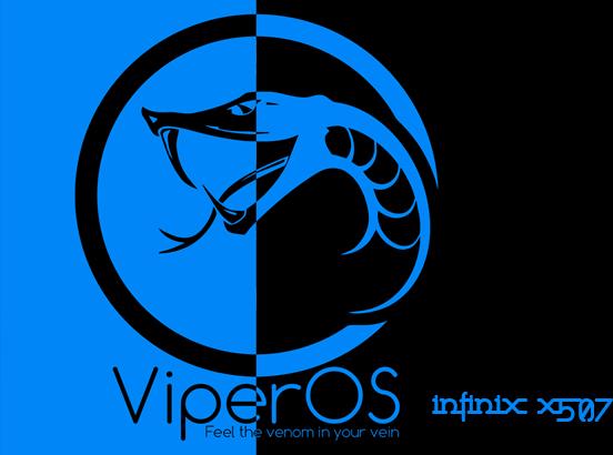 VIPER OS V2.1-7.1.2-PYTHON-22-9 FOR INFINIX HOT X507