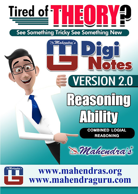 Digi Notes - 2.0 | Combined Logical Reasoning | 27 .09.2017