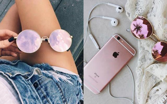 oculos rose