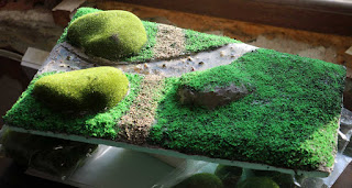 The second small diorama