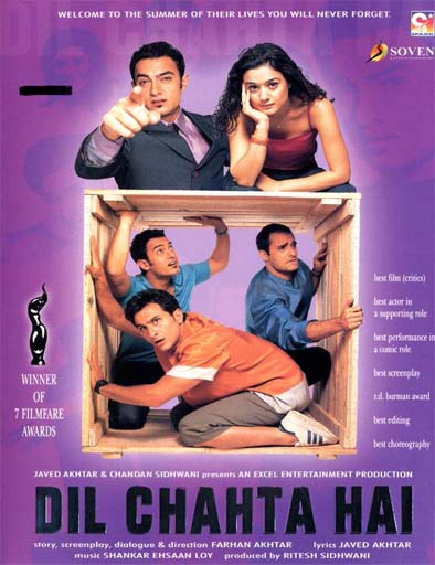 Ver Do Your Thing (Dil Chahta Hai) (2001) Online