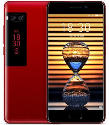 Meizu Pro 7 rojo