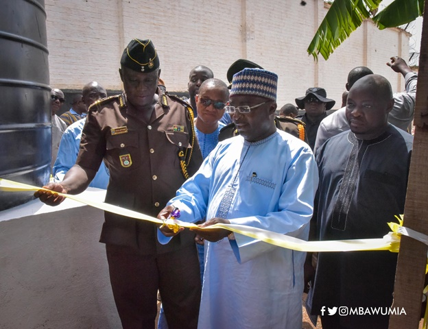 Govt Provides 21 Mechanised Water Supply System To Ghana Prisons Service