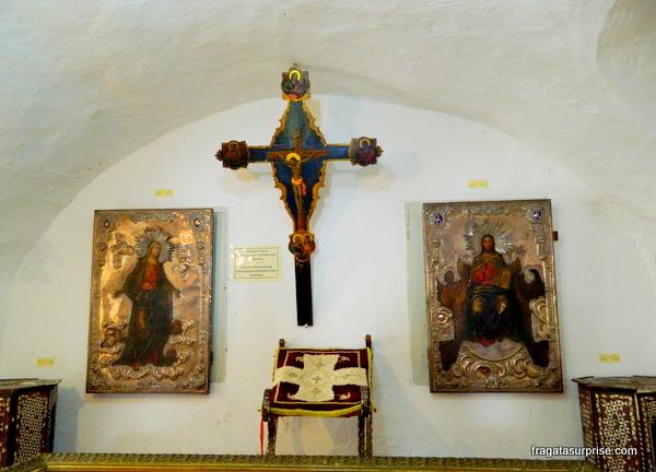 Museu do Mosteiro de Panormiti, Grécia