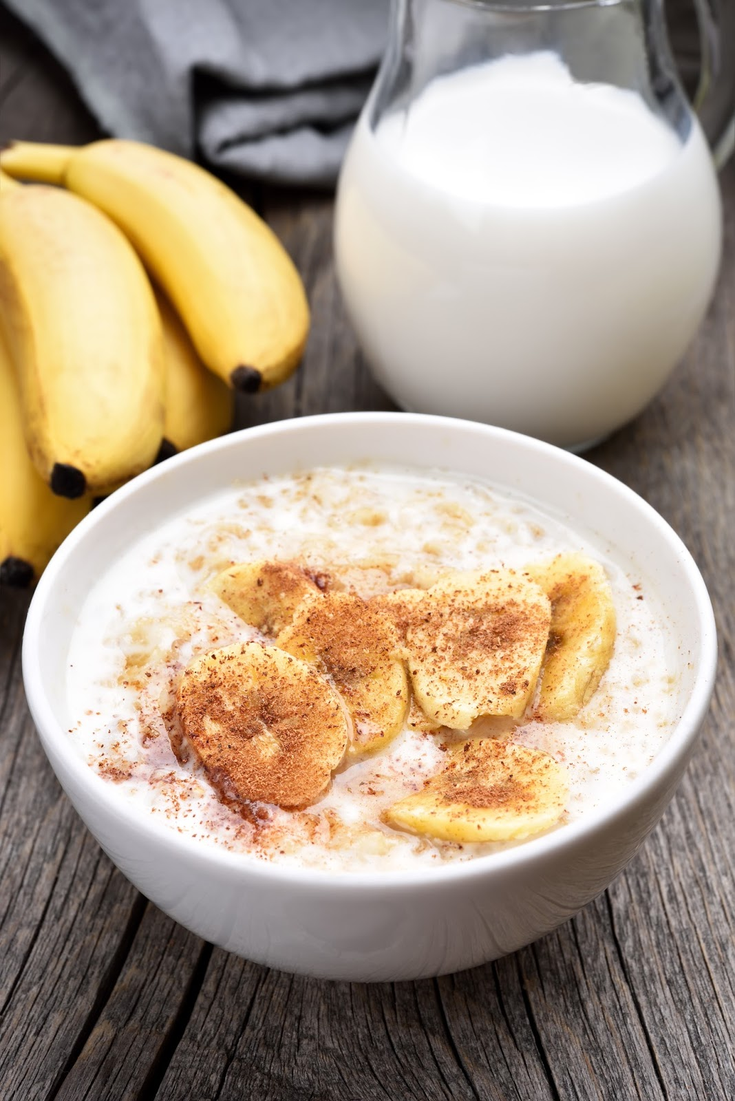 ... University Low FODMAP Diet: Quinoa Porridge with Banana & Yoghurt