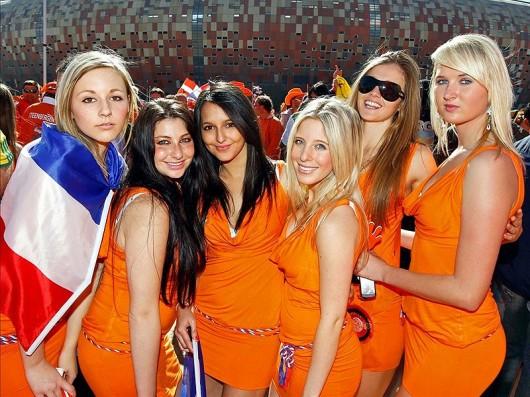 Hot Netherlands Girls