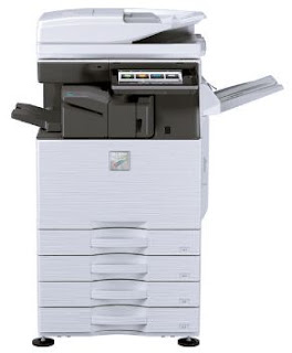 Sharp MX-M4070 Printer Driver & Software Downloads