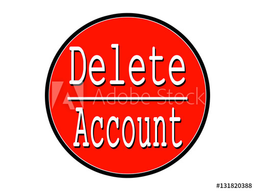 How to Delete All your Social Media Accounts