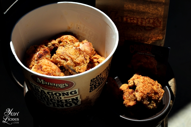Manang's Crunchtastic Fried Chicken