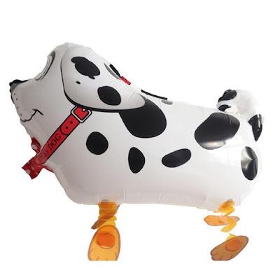 Balon Foil Airwalker Anjing