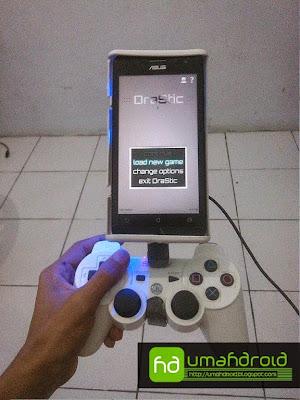 Main Game Android Dengan Stick PlayStation  Membuat Game Clip Android Menggunakan Stick PlayStation