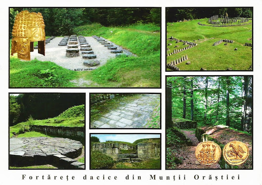 Dacian Fortresses of the Orastie Mountains, Romania (UNESCO)