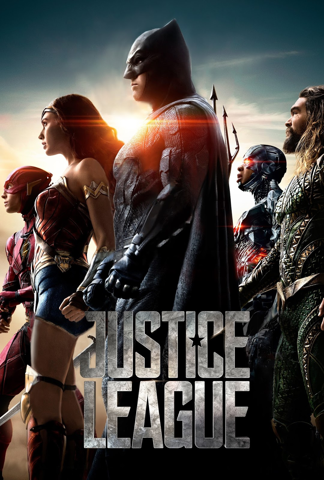 Justice League [2017] [DVD9] [NTSC] [Latino]